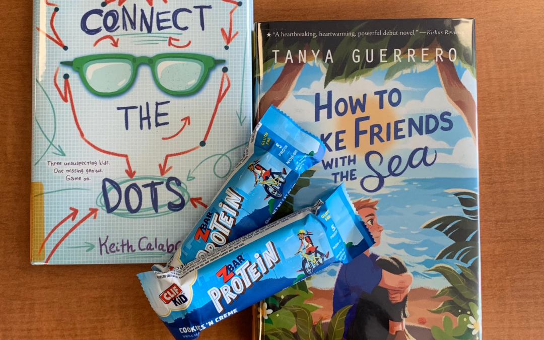 Clif Bar Partnership in August!
