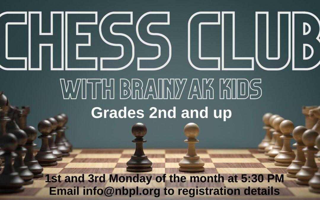 Chess Club with Brainyak Kids