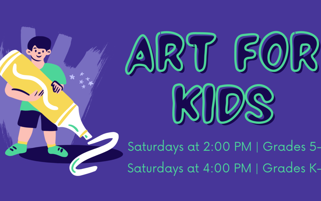 Art for Kids (Grades K-4)