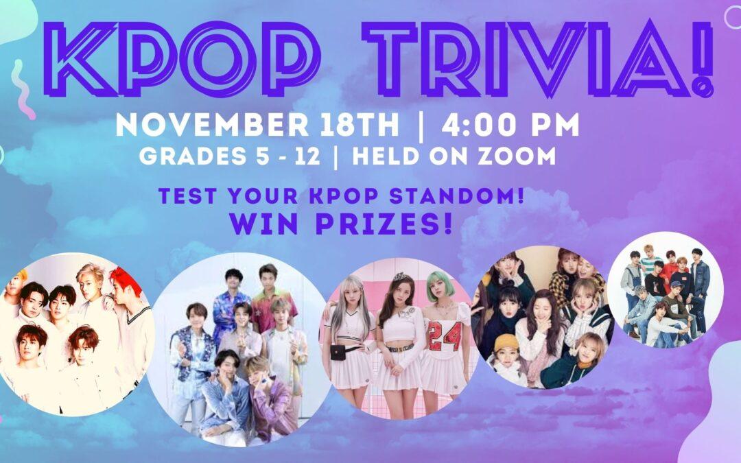 K-POP Trivia