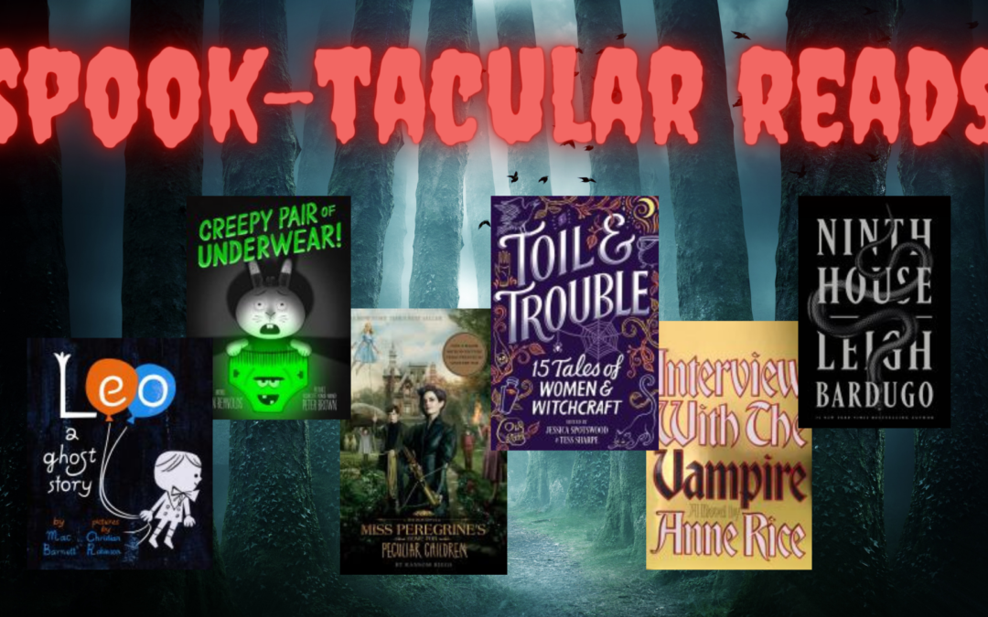 Spook-Tacular Reads for Halloween
