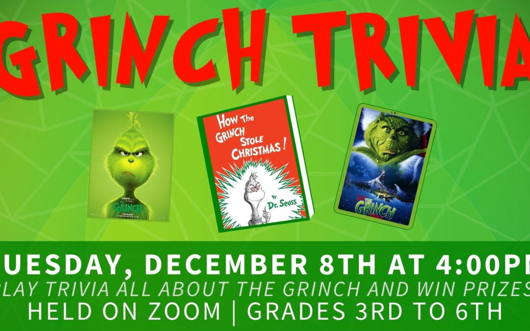 Grinch Trivia for Kids