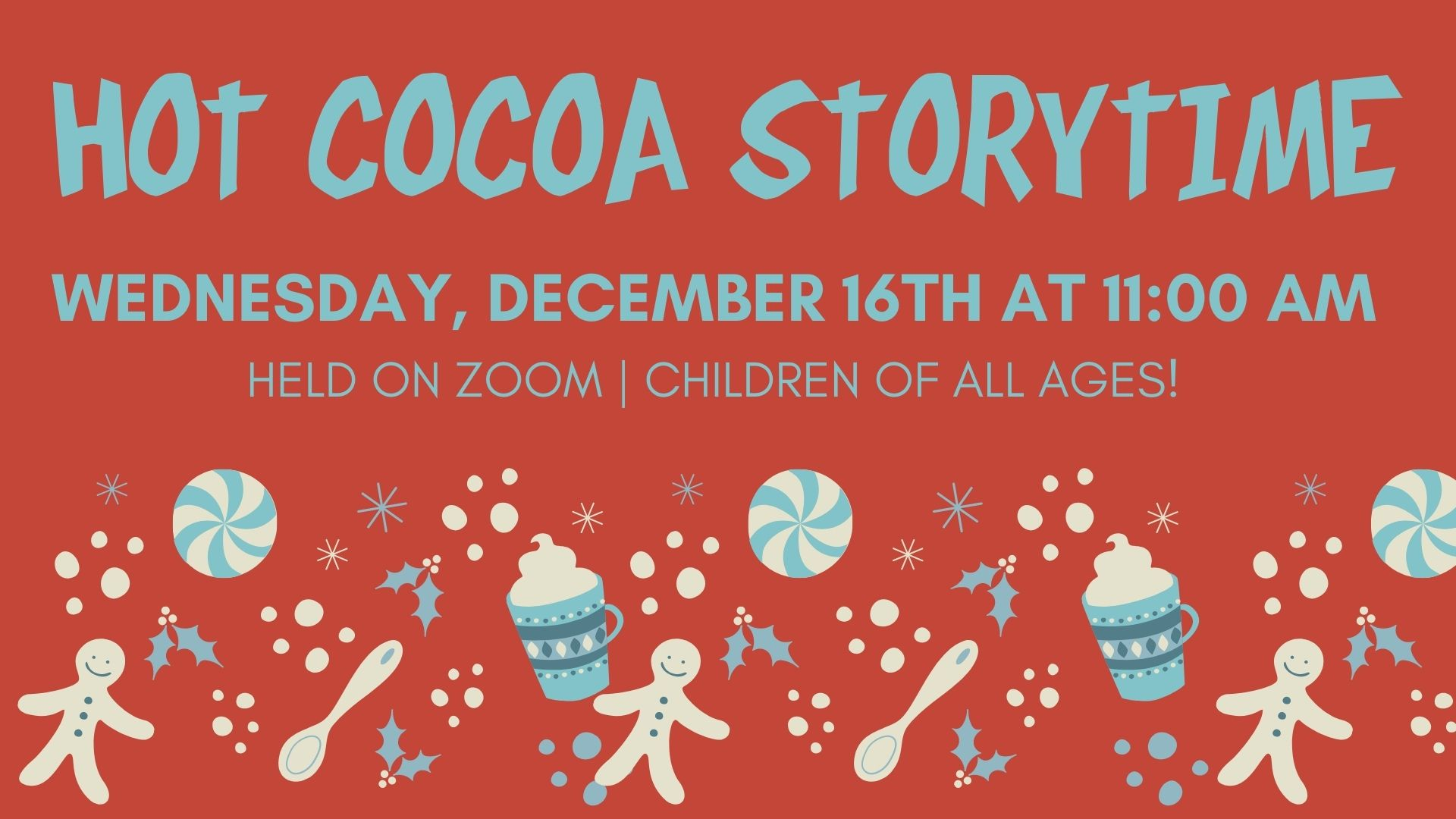 Hot Cocoa Storytime