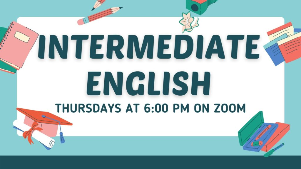 Intermediate English