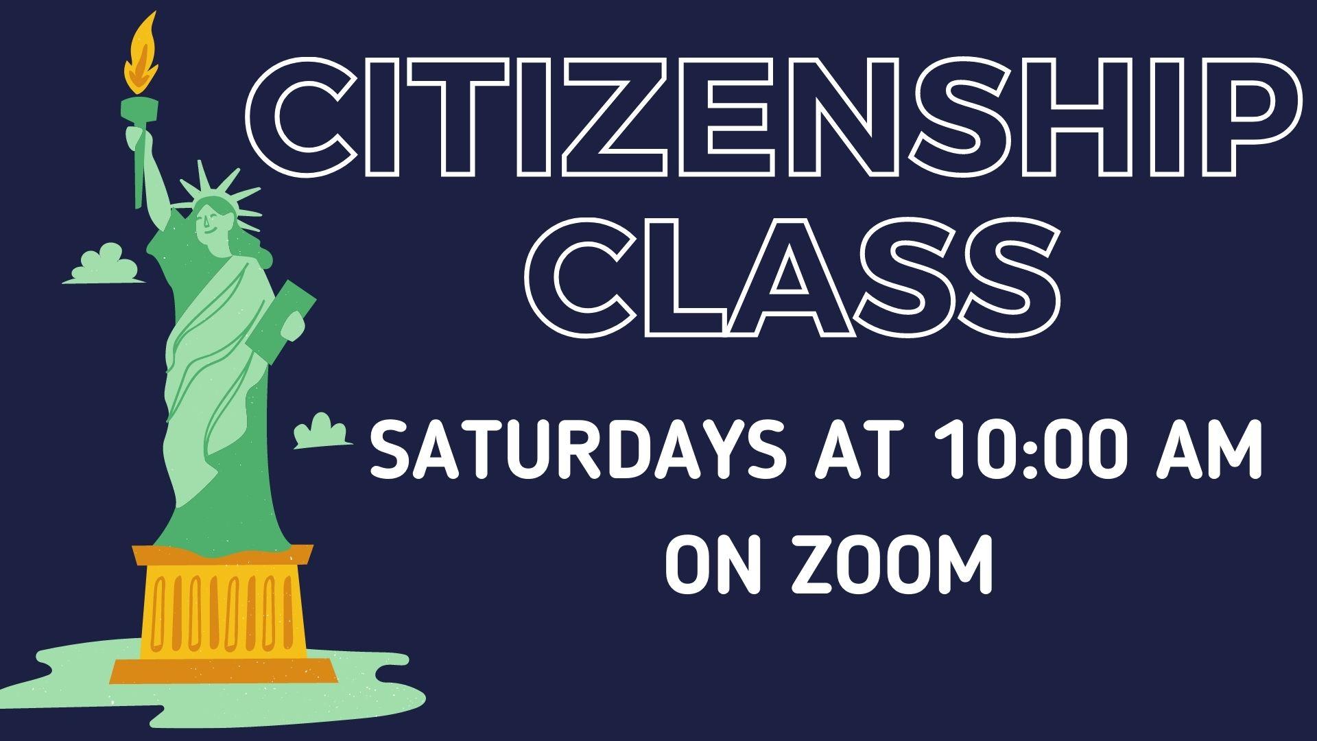Citizenship Class