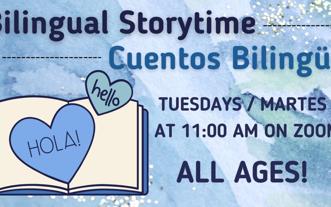 Bilingual Storytime (English/Spanish)