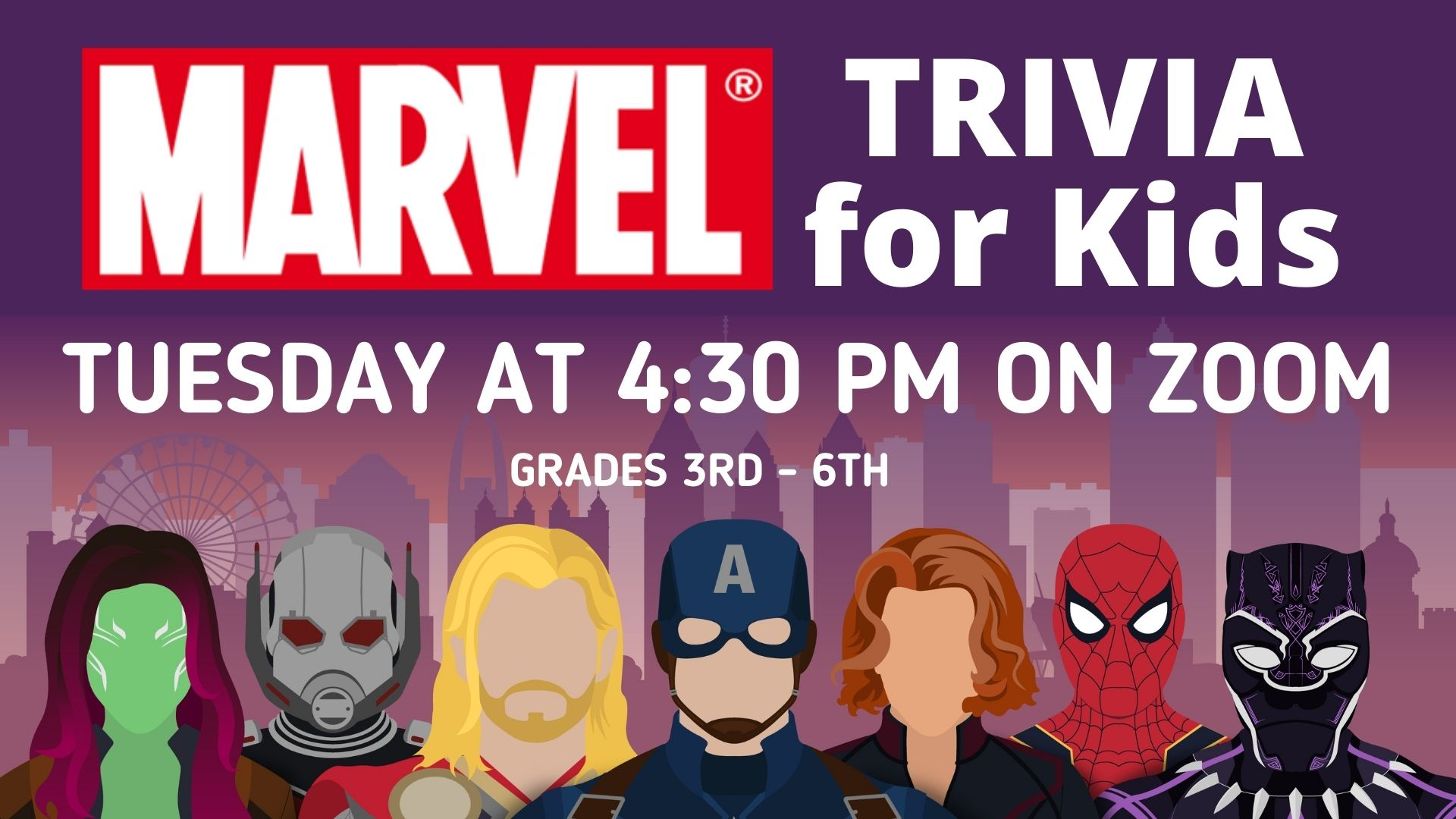 Marvel Trivia for Kids