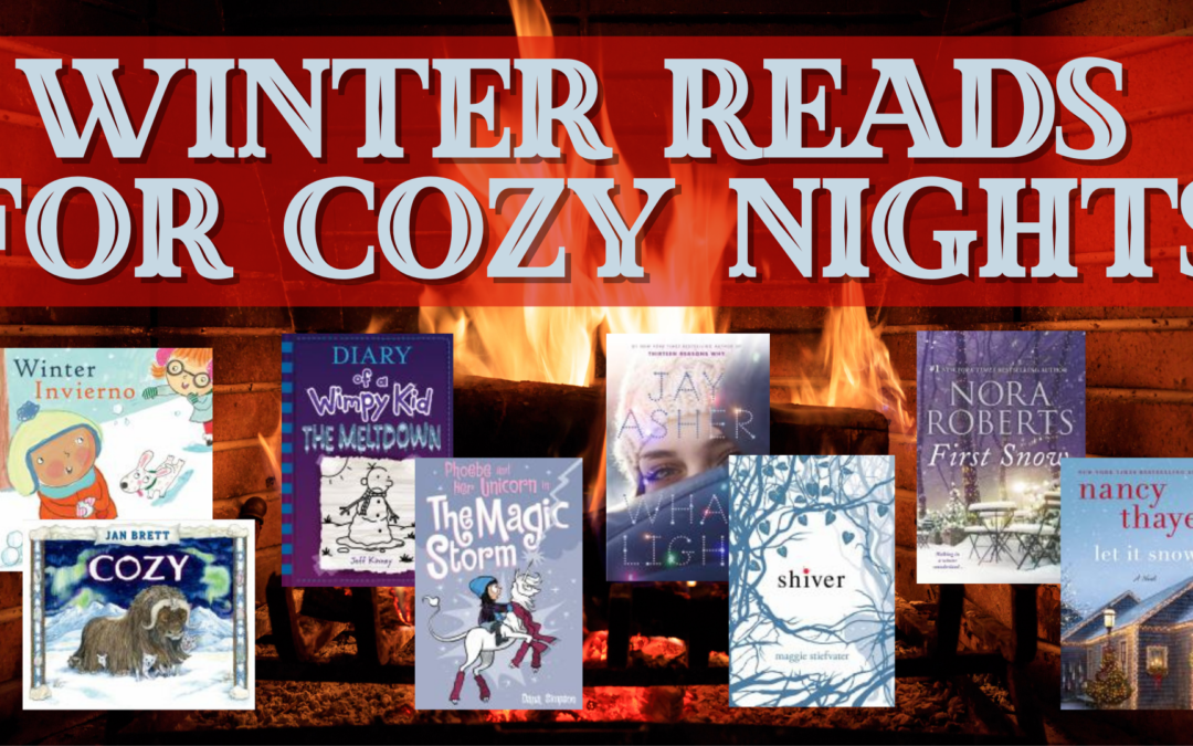 Winter Reads for Cozy Nights
