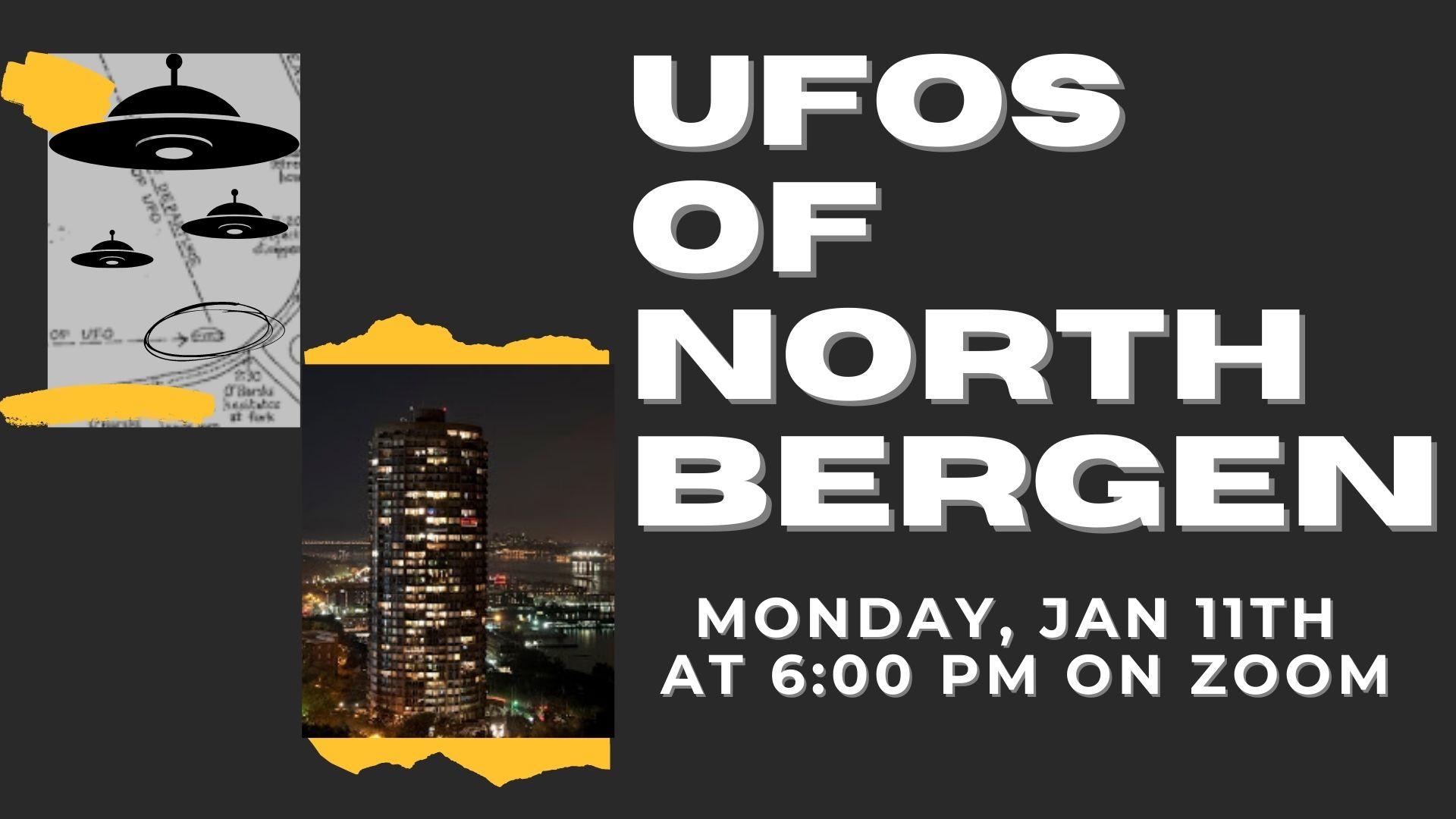 UFOs of North Bergen