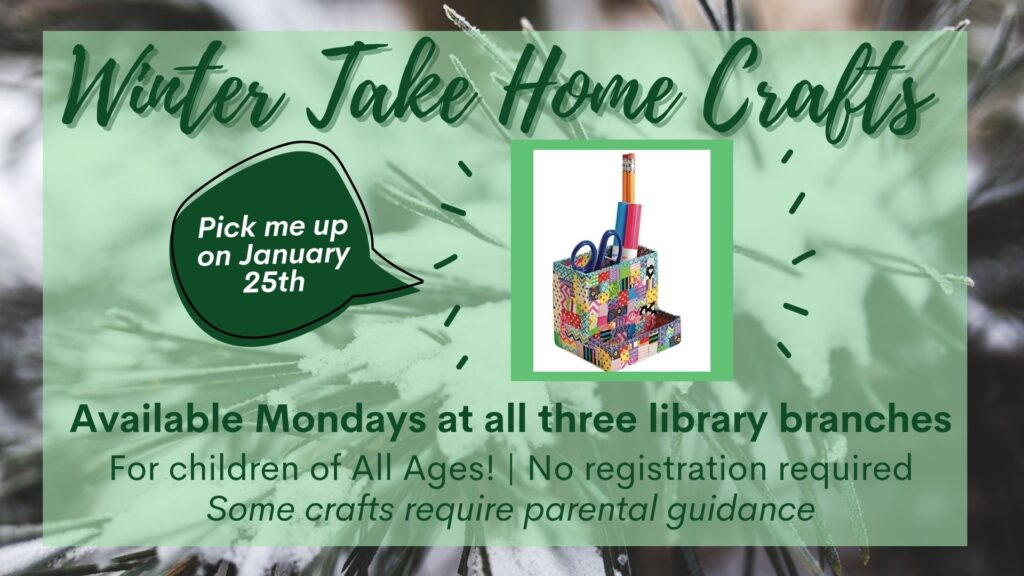 Take Home Craft