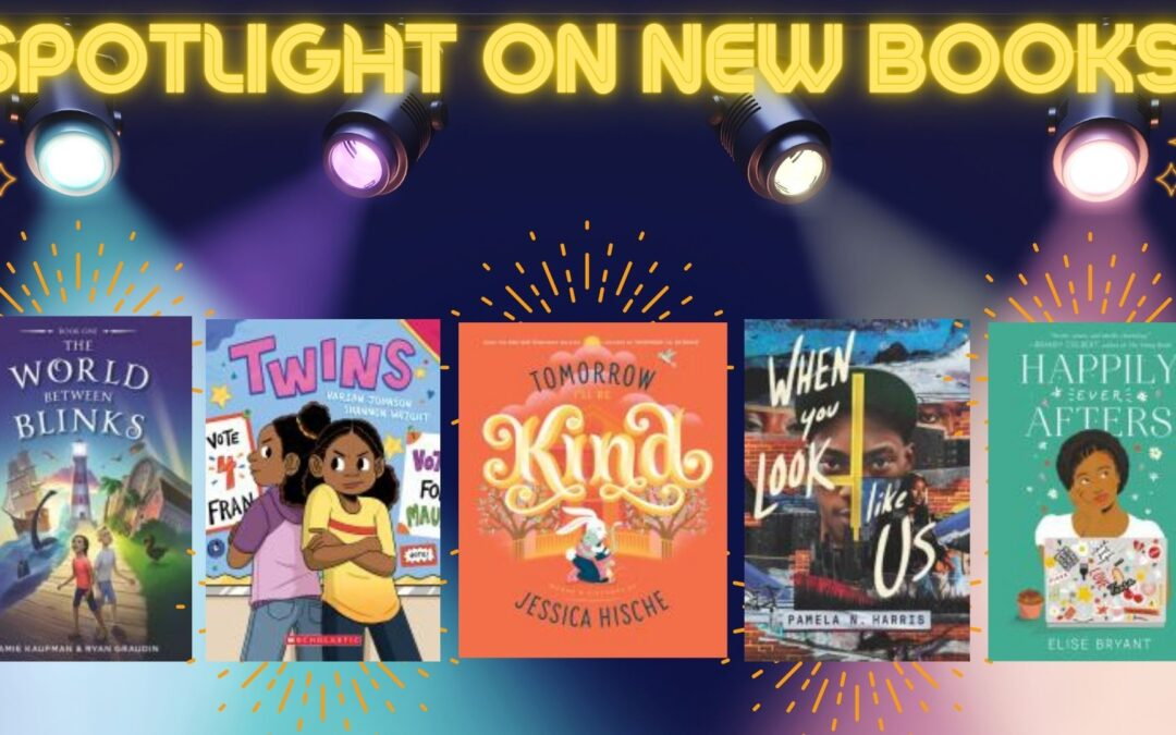 spotlight on new books