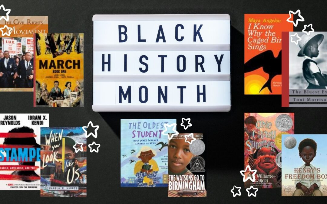 Black History Month Booklist