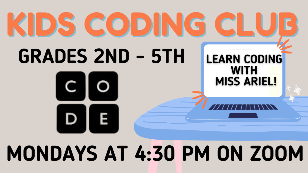 Kids Coding Club