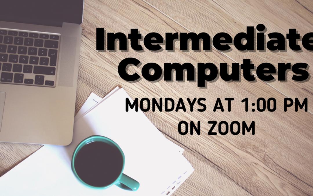 Intermediate Computers