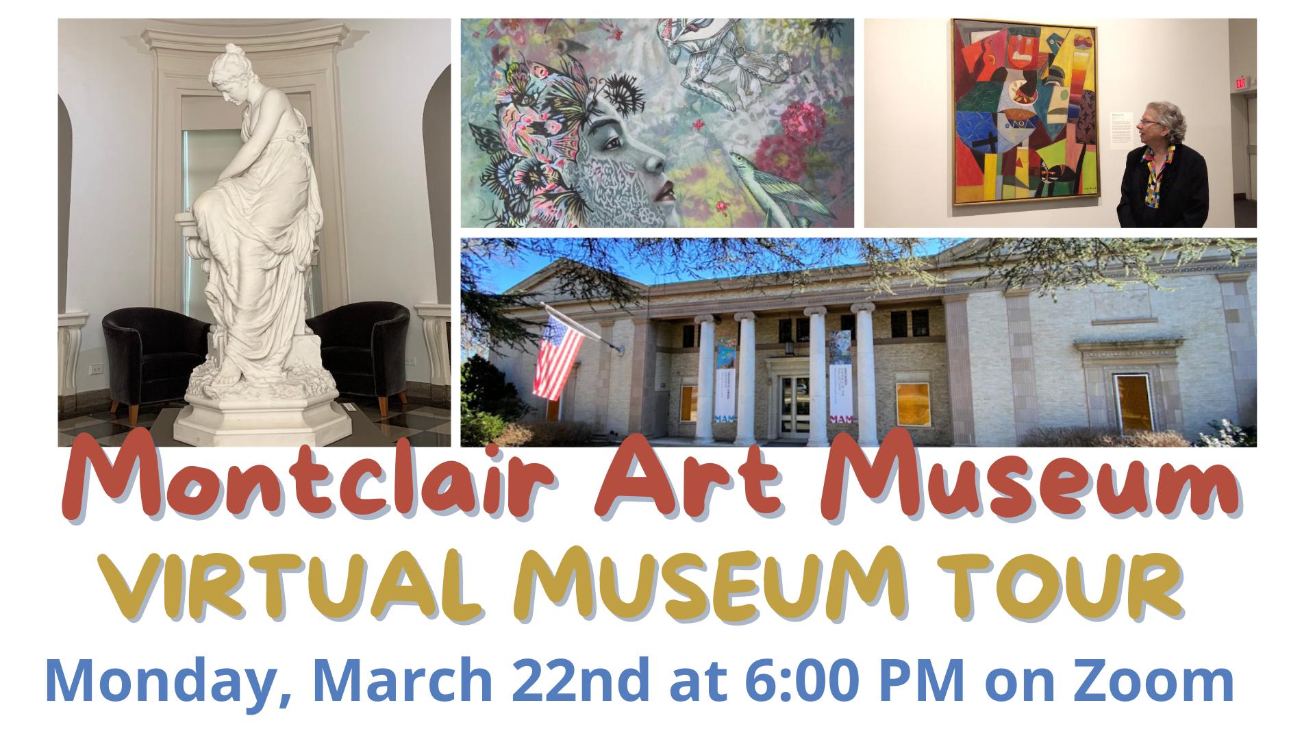 Montclair Art Museum Tour