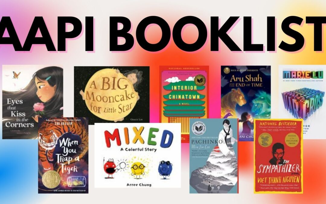 AAPI Booklist