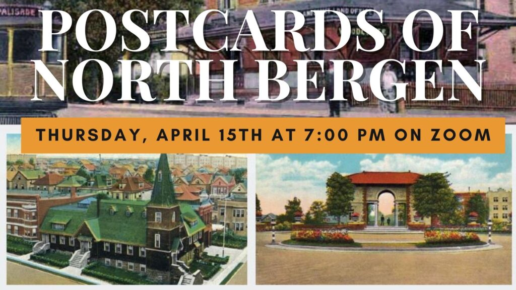 postcards of north bergen