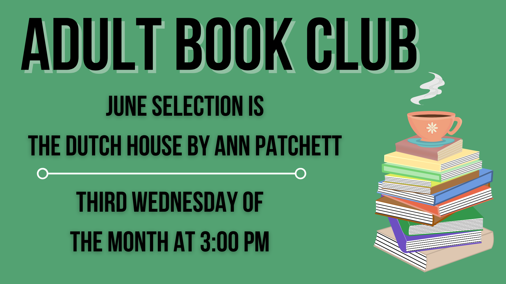 adult book club