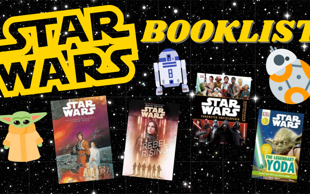 Star Wars Day Booklist