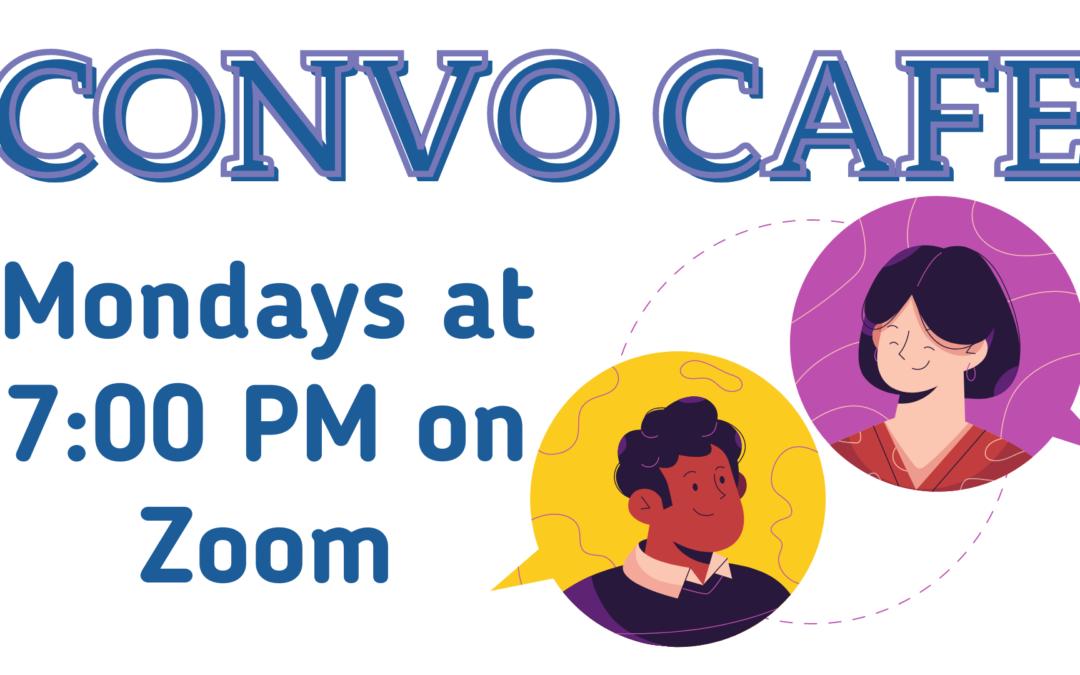 Convo Cafe – Virtual