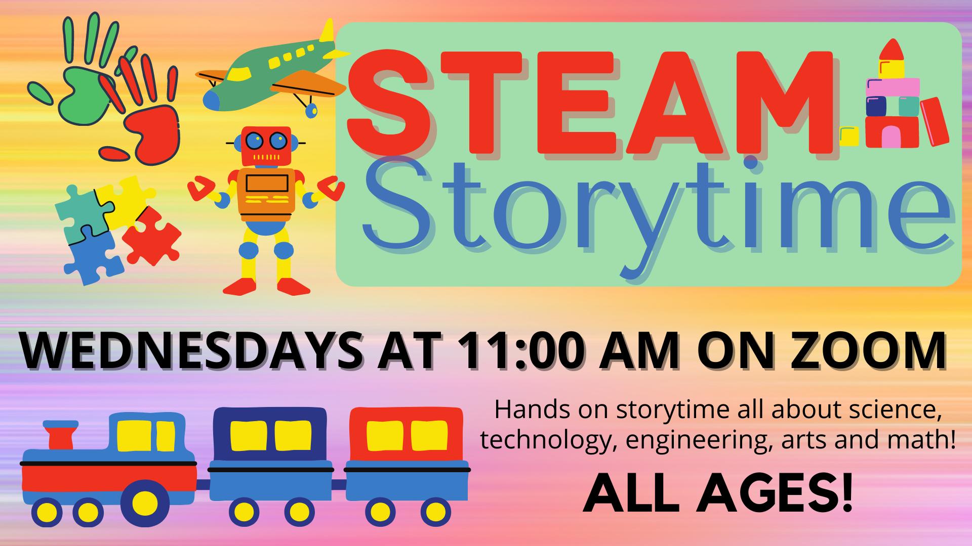 STEAM Storytime