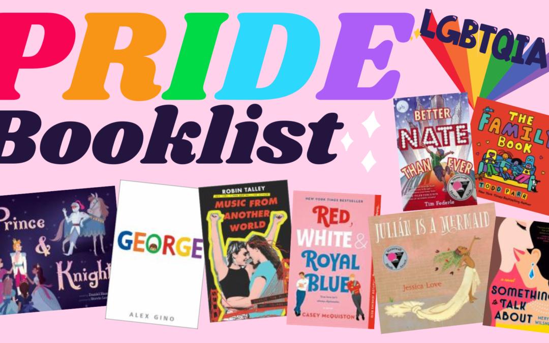 Pride Booklist
