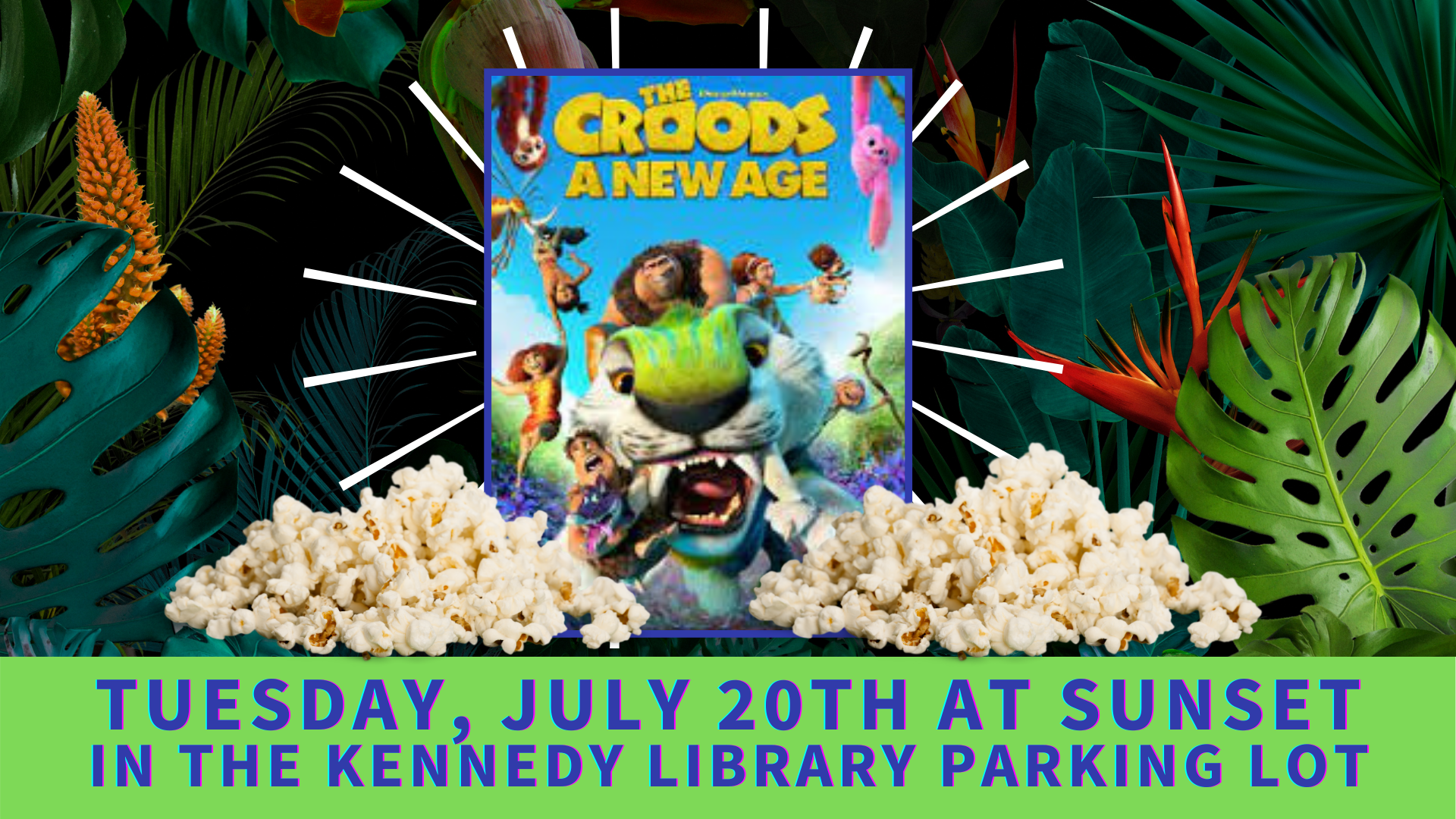 The Croods A New Age Movie Screening