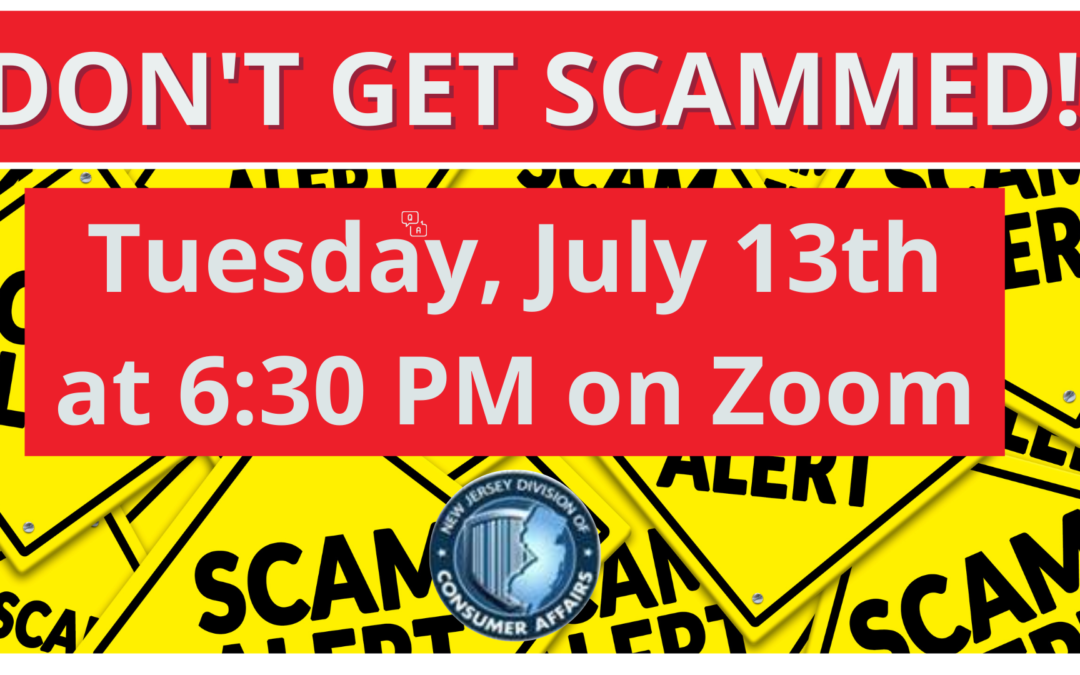 Consumer Fraud – Don't Get Scammed