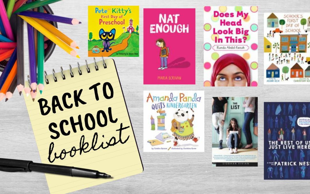 Back to School Blooklist