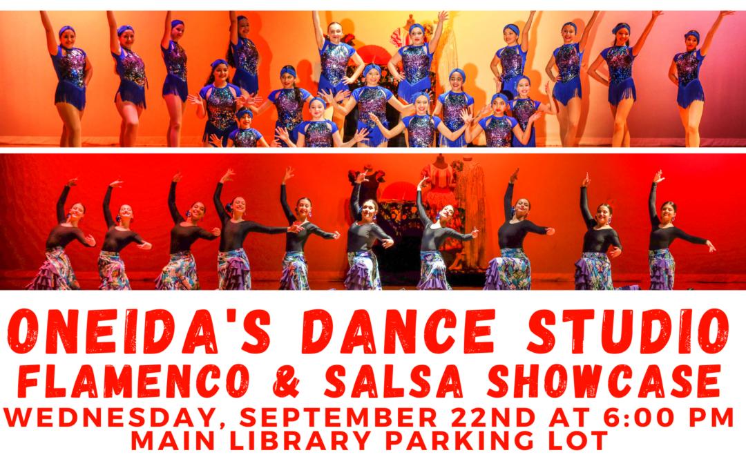 Flamenco & Salsa Showcase – Oneida's Dance Studio